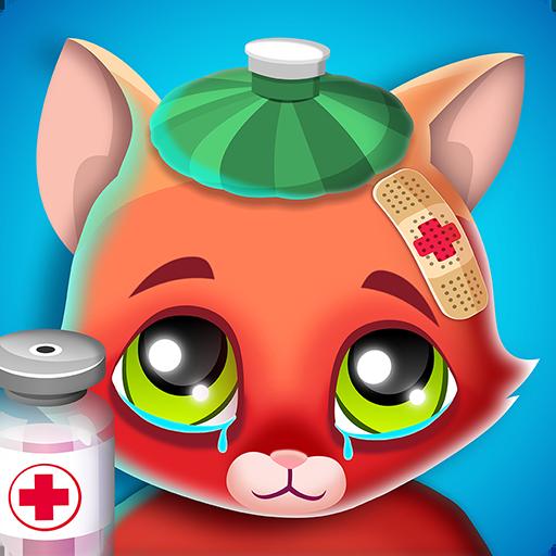 Virtual Cat Doctor: Pet Vet Games