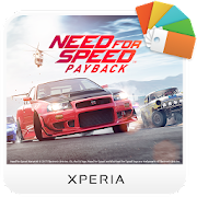 XPERIA™ NEED FOR SPEED™ PAYBACK Theme