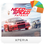 XPERIA™ NEED FOR SPEED™ PAYBACK Theme Icon