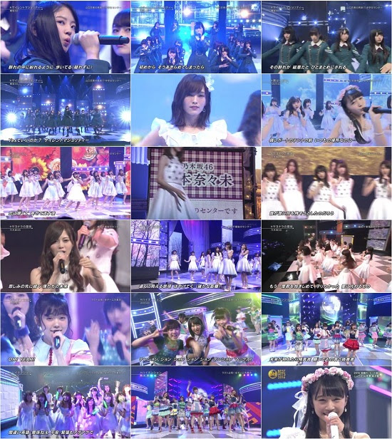 (TV-Music)(1080i) AKB48G 46G Part – Best Hits Kayousai 2016 161117