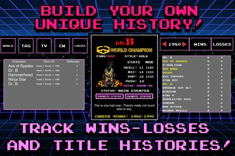 80s Mania Wrestling Returns apkpoly screenshots 5