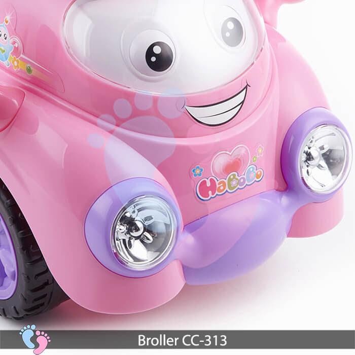 Xe chòi chân oto Broller CC 313 10
