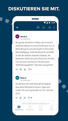 WELT News – Nachrichten live 6.3.0 screenshots 5