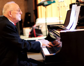 Photo: Jack on piano