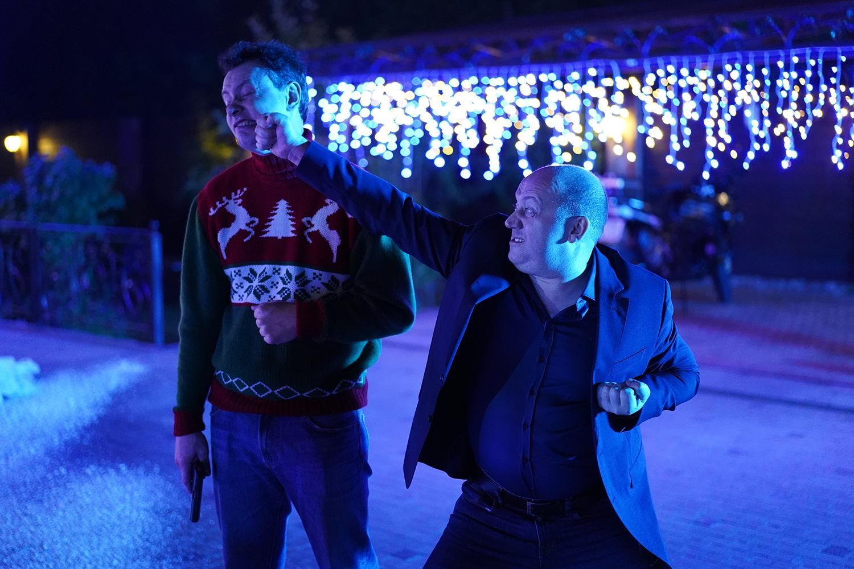 Сцена из фильма Новогодний беспредел 2 - дата выхода 12 декабря