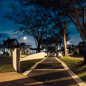 by Yreff Lesmana - City,  Street & Park  Neighborhoods (  )