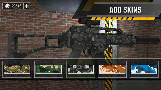 Gun Builder 3D Simulator 1.4.0 screenshots 10
