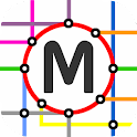 Nuremberg Metro Map icon