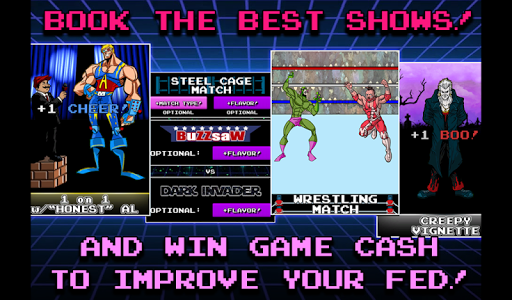 80s Mania Wrestling Returns apkpoly screenshots 13