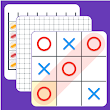 Tic Tac Toe Collection icon