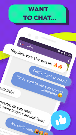 MeetMe: Chat & Meet New People 14.9.0.2410 screenshots 3