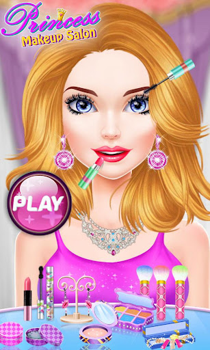 Princess Makeup Salon-Fashion
