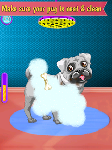 pug care game game pug pet vet doctor kids game apk for windows phone 9428