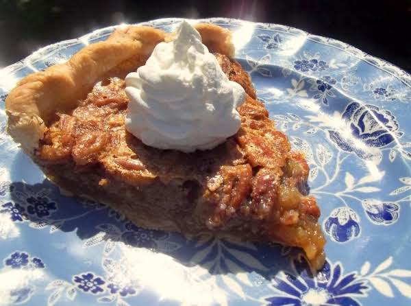 So Easy Pecan Pie Recipe