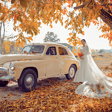 Wedding photographer Ekaterina Skorobogatova (mechtaniya). Photo of 02.11.2017