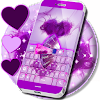 Clavier Purple Passion