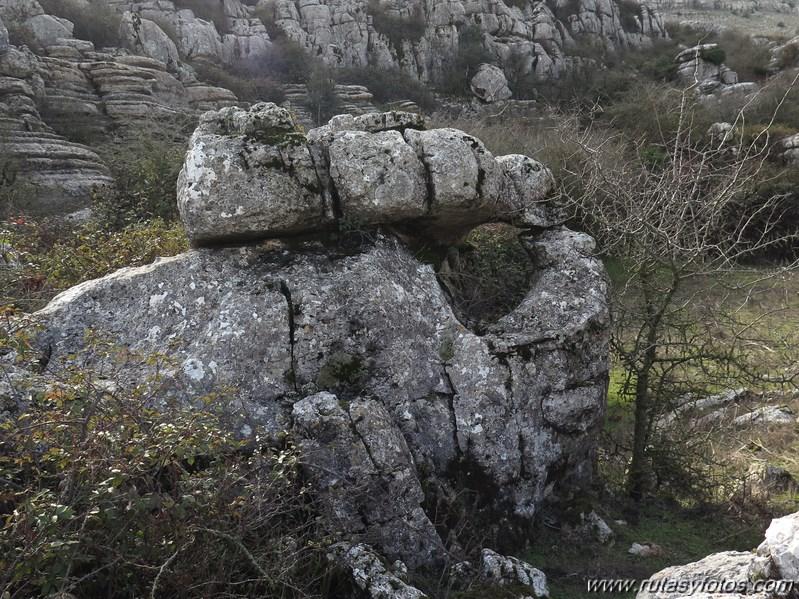 X Travesía del Jurásico (Torcal Bajo)
