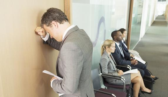 Image result for bad interview