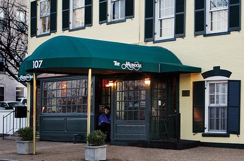 The Monocle Restaurant.
