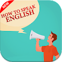 How to speak english icon