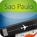 Sao Paulo Airport + Radar CGH icon