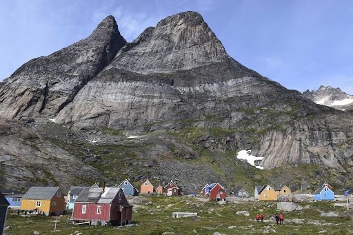 Ponant-Greenland-village2.jpg - Don't you love the colorful houses and dramatic landscapes along the coast of Greenland?