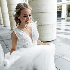 Wedding photographer Aleksandr Dymov (dymov). Photo of 30.10.2018
