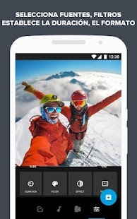 Quik - Editor de video de GoPro para fotos y clips Screenshot