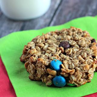 Monster Breakfast Cookies.