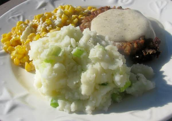 Buttermilk Mashed Potatoes By Freda Recipe