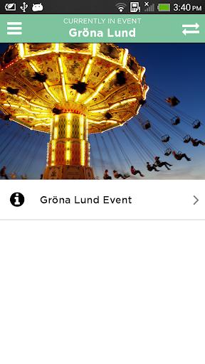 Gröna Lund Event