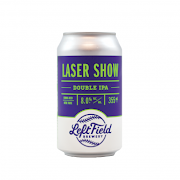 Canned Left Field Laser Show
