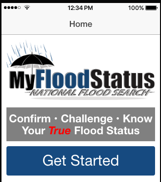 My Flood Status- screenshot