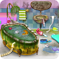 Pinky House Keeping Clean APK