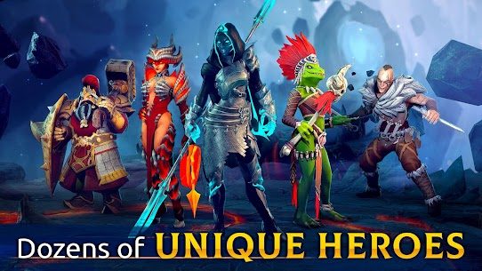 Age of Magic Mod Apk [GOD MODE + MENU MOD] 1.24.1 1