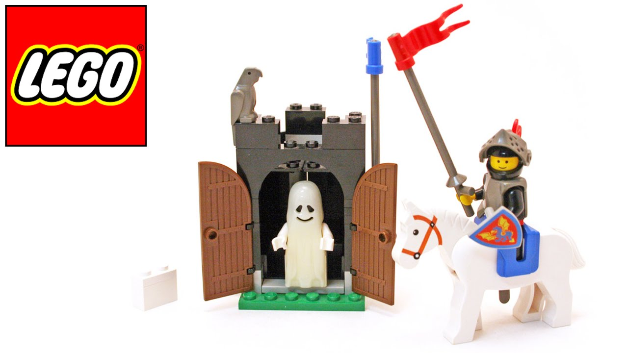 LEGO CASTLE - 6034 BLACK MONARCH'S GHOST (eng) LEGO REVIEW - YouTube
