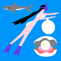Pearl Diving Adventure- An underwater fun quest! icon
