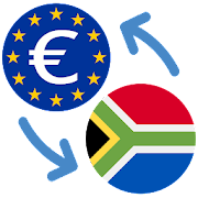Euros to South African Rand / EUR to ZAR Converter