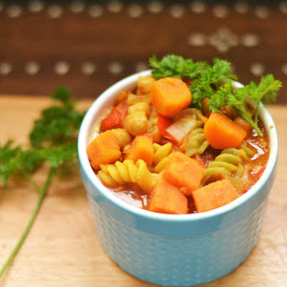 Curry Chickpea Stew Recipe