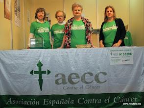 Photo: Monzón: II Feria de Asociaciones. AECC
