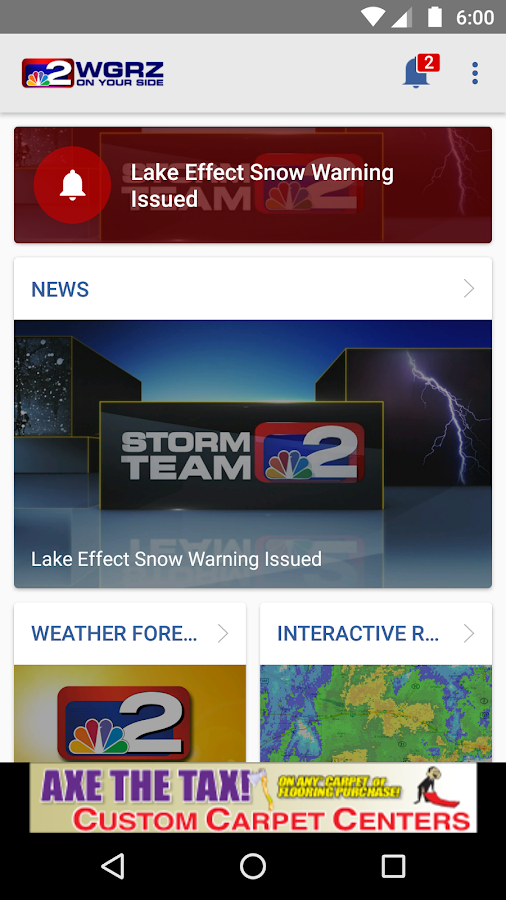 WGRZ- screenshot