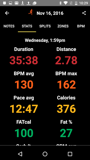 iRunner Tracking & Heart Rate app (apk) free download for Android/PC/Windows screenshot