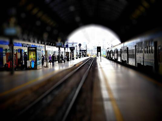 Stazione centrale di Milano di Comparelli Gianluca
