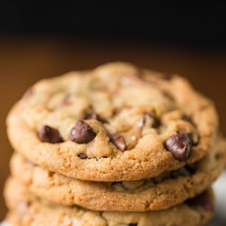 One Bowl, Toffee Bar, Chocolate Chip Cookies