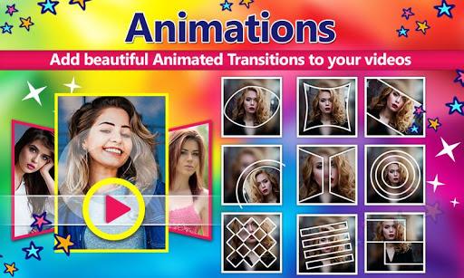 Photo Video Editor with Music - Slideshow Maker 1.0.3 screenshots 2