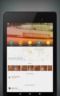Yellow App : Restaurants App- screenshot thumbnail