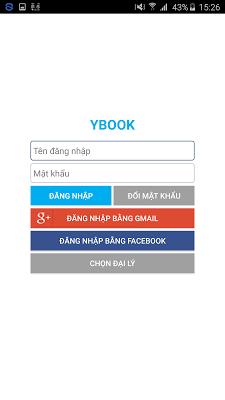 YBOOK Reader - screenshot