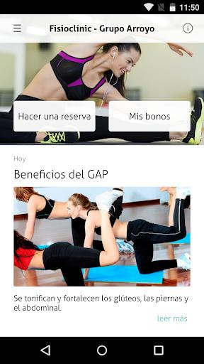 Fisioclinic - Grupo Arroyo