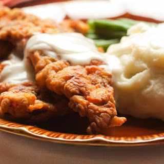 Emeril's Chicken Fried Steak