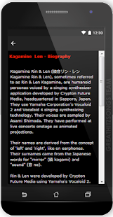 Kagamine Len Songs & Lyrics, Update. - náhled